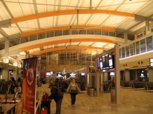 Arriving in N.C.