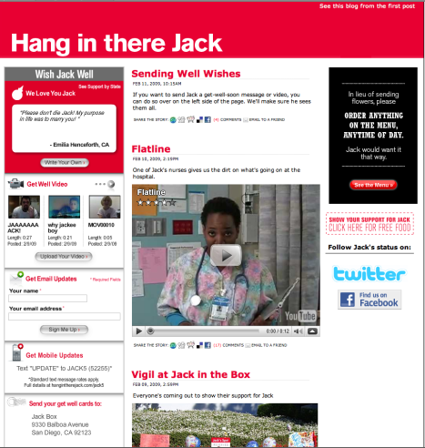 Hang In There Jack.com